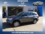 2011 Polished Metal Metallic Honda CR-V SE 4WD #72101698