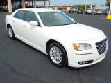 2013 Bright White Chrysler 300  #72102039