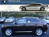 2013 Fire Agate Pearl Lexus RX 350 AWD #72101816