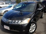 Super Black Nissan Murano in 2003