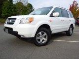 2007 Taffeta White Honda Pilot EX 4WD #72102015