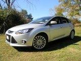 2012 Ingot Silver Metallic Ford Focus Titanium 5-Door #72159821