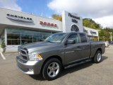 2012 Mineral Gray Metallic Dodge Ram 1500 Express Quad Cab 4x4 #72159751