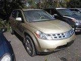 2003 Luminous Gold Metallic Nissan Murano SL AWD #72159961