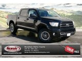 2013 Black Toyota Tundra TRD Rock Warrior CrewMax 4x4 #72159453