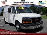 2006 GMC Savana Cutaway 3500 Commercial Utility Truck