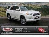 2013 Blizzard White Pearl Toyota 4Runner Limited 4x4 #72159438