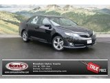 2012 Attitude Black Metallic Toyota Camry SE V6 #72159427