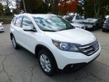 2013 Honda CR-V White Diamond Pearl