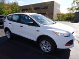2013 Oxford White Ford Escape S #72159639