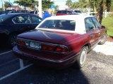 1997 Bordeaux Red Pearl Buick LeSabre Custom #72159506