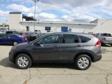 2013 Polished Metal Metallic Honda CR-V EX AWD #72159869