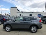 2013 Polished Metal Metallic Honda CR-V EX AWD #72159868