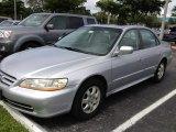 2002 Satin Silver Metallic Honda Accord EX Sedan #72159495