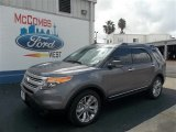 2013 Sterling Gray Metallic Ford Explorer XLT #72159591