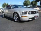 2007 Satin Silver Metallic Ford Mustang GT Premium Coupe #72159921