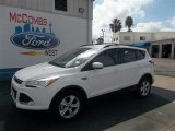 2013 Oxford White Ford Escape SE 1.6L EcoBoost #72159587