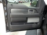 2013 Ford F150 FX4 SuperCrew 4x4 Door Panel