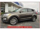 2013 Cabo Bronze Hyundai Santa Fe Sport AWD #72159777