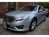 2010 Brilliant Silver Metallic Ford Fusion Sport #72159769