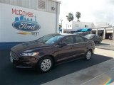 2013 Bordeaux Reserve Red Metallic Ford Fusion S #72159573