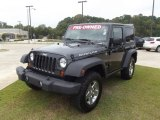 2010 Black Jeep Wrangler Rubicon 4x4 #72199764