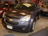 2013 Atlantis Blue Metallic Chevrolet Equinox LS #72203811