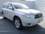 2010 Classic Silver Metallic Toyota Highlander Limited #72203980