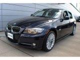 2009 Monaco Blue Metallic BMW 3 Series 335xi Sedan #72203726
