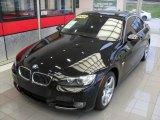 2009 Jet Black BMW 3 Series 328xi Coupe #72204130