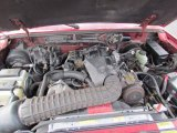 1997 Ford Ranger Engines
