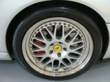 Ferrari 550 Wheels and Tires