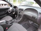 2000 Ford Mustang V6 Coupe Dashboard