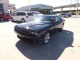 2013 Pitch Black Dodge Challenger SXT Plus #72204043