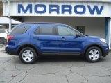 2013 Deep Impact Blue Metallic Ford Explorer FWD #72203778
