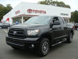 2010 Black Toyota Tundra TRD Rock Warrior Double Cab 4x4 #72204199