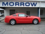 2013 Race Red Ford Mustang V6 Coupe #72203774