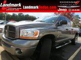 2006 Mineral Gray Metallic Dodge Ram 1500 Sport Quad Cab #72203860