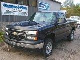 2007 Chevrolet Silverado 1500 Classic Work Truck Regular Cab 4x4