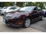 2011 Bordeaux Reserve Metallic Ford Fusion SE V6 #72204031