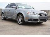 2008 Quartz Grey Metallic Audi A4 2.0T Special Edition quattro Sedan #72204276