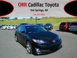 2012 Attitude Black Metallic Toyota Camry SE #72204021