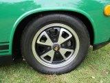 Porsche 914 1974 Wheels and Tires