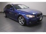 2009 Montego Blue Metallic BMW 3 Series 335i Sedan #72204077