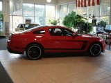 2012 Race Red Ford Mustang Boss 302 #72203928