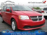 2013 Redline 2 Coat Pearl Dodge Grand Caravan SXT #72246333