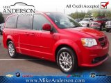 2013 Redline 2 Coat Pearl Dodge Grand Caravan SXT #72246332