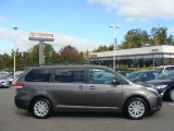 2012 Predawn Gray Mica Toyota Sienna XLE AWD #72245702