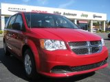 2013 Redline 2 Coat Pearl Dodge Grand Caravan American Value Package #72246331