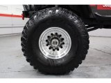 2006 Jeep Wrangler Unlimited Rubicon 4x4 Custom Wheels